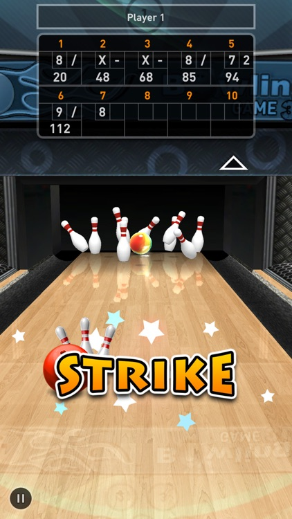 Bowling Game 3D HD screenshot-0