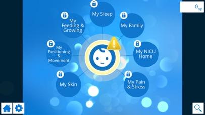 Quantum Caring for Parents (QCP) - NICU screenshot one