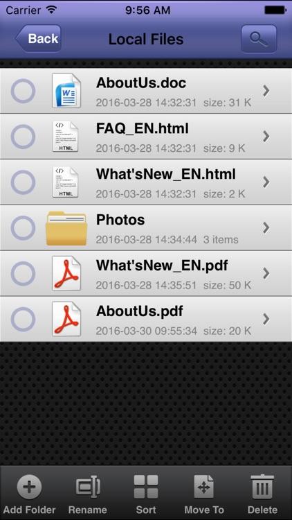 iConverter Pro – PDF, Ringtone Converter screenshot-3