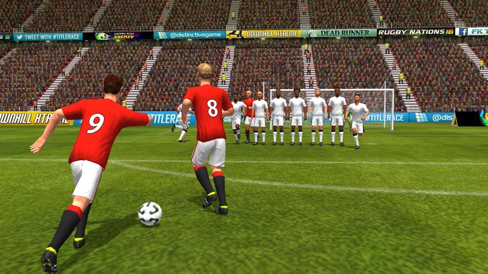 Football Kicks: Title Race hack tool