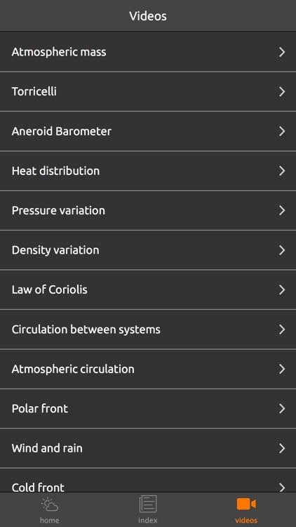 Marine meteorology screenshot-3