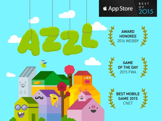 AZZL на iPad