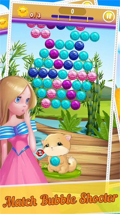 Amazing Bubble Pet Go Adventure - Pop And Rescue Puzzle Shooter Games