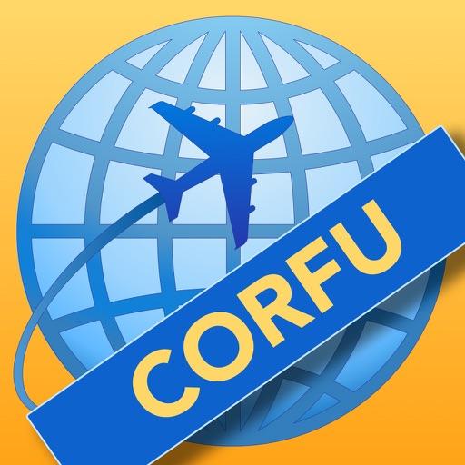 Corfu Travelmapp