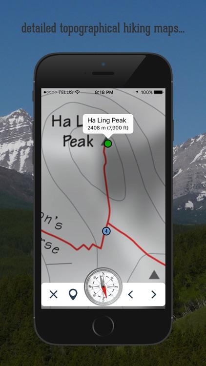 Kananaskis Peaks & Trails screenshot-3