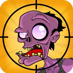 Aiming Zombie-Sniper special forces mission Terminator hero Dead