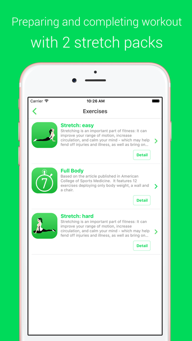 7 Minutes Workout - Your Daily Personal Fitness Trainerのおすすめ画像4