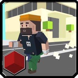 Blocky Runner 3D