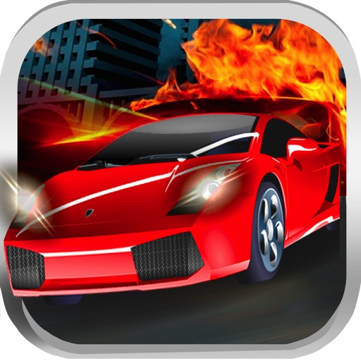 Crazy Car - Free Fun Riding in Town and Streets iOS App