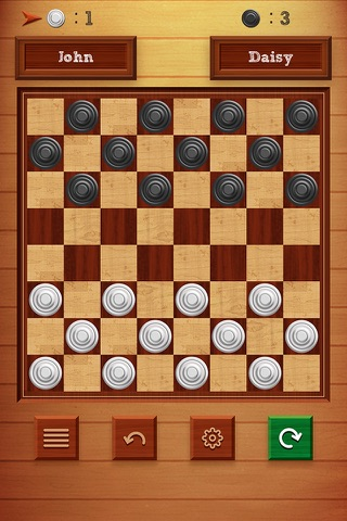 Checkers Classic Online - Multiplayer 2 Players - náhled