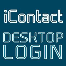 DESKTOP LOGIN for iContact