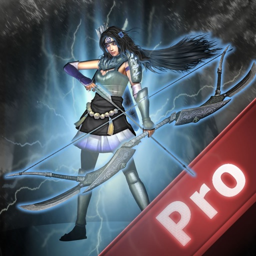 Archery Energy Woman Pro - Bow and Arrow Battle