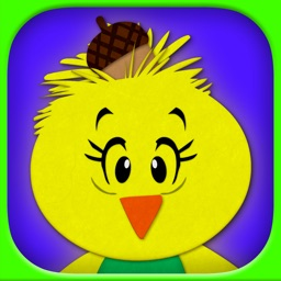 Chicken Little con WordWinks y Recontar, Grabar, y Compartir