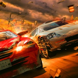 3D Cars Racing Simulator. Real Drift School Race Revolution 2016