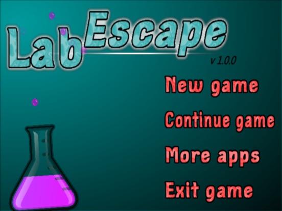 Laboratory Escape-ipad-0