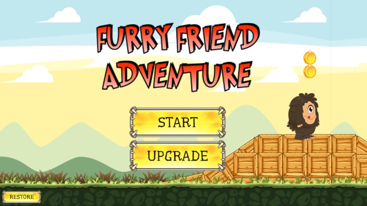 Furry Friend Adventure