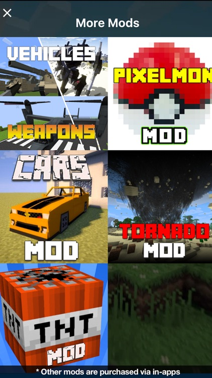 PIXELMON MODS for Minecraft PC Edition - The Best Pocket Wiki & Tools for MCPC app image