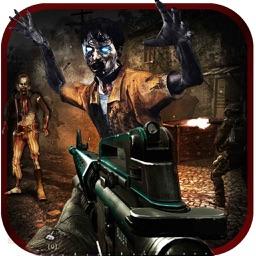 Run and kill zombie
