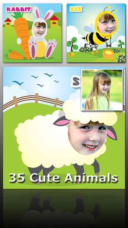 Fotocam Funny Animal Photo Booth - Pic Effect for Instagram, Facebook, Twitter & Weibo