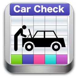 Car Check Maintenance Log