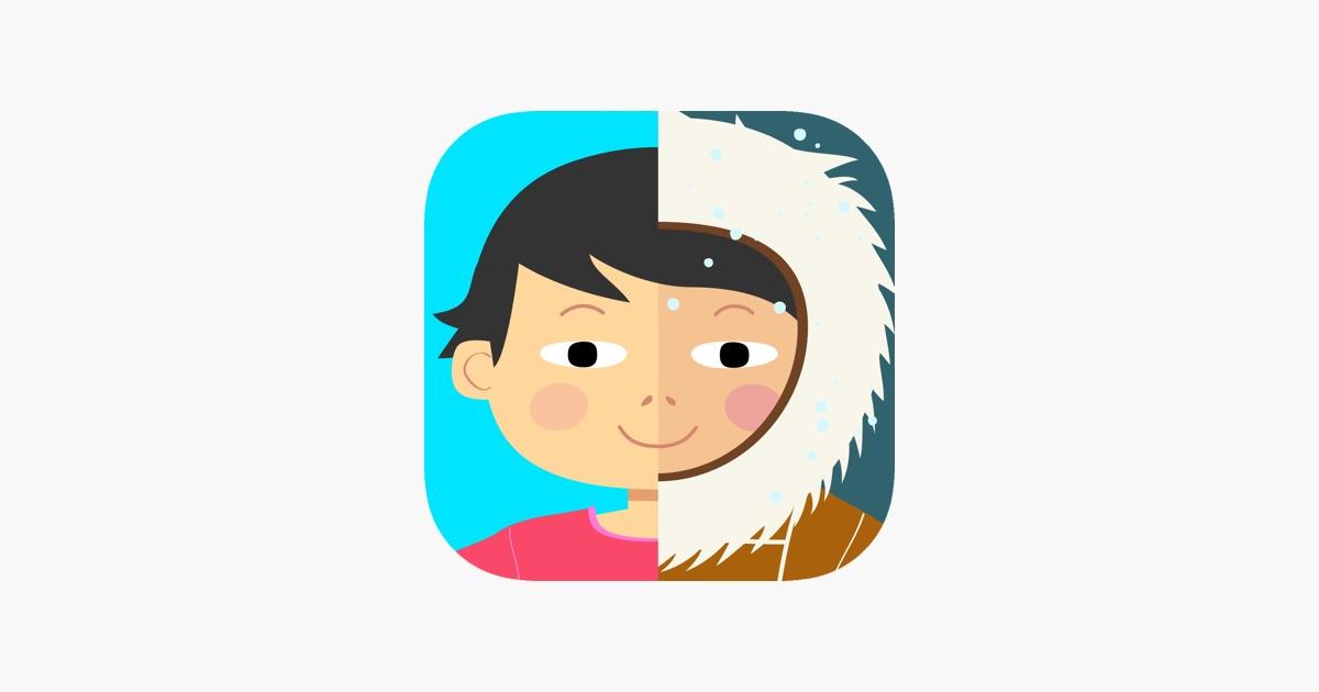 Mein Wetter - Meteorologie für Kinder im App Store