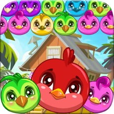Activities of Crazy Bubble Shooter Birds Rescue - Funny Cat Pop Mania And Adventure Games