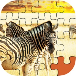 Zoo Jigsaw Animal Pro - Activity Learn And Play