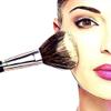 眼睛化妆 - 软件包括日妆,给棕色,绿色,蓝色和其他颜色眼睛的晚壮