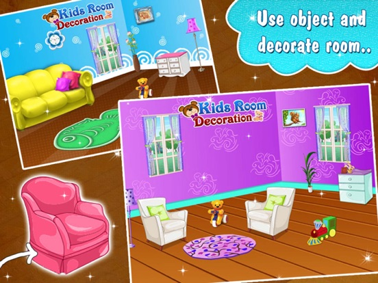 Kids Room Decoration Game For Girls Toddler And Kids App Price