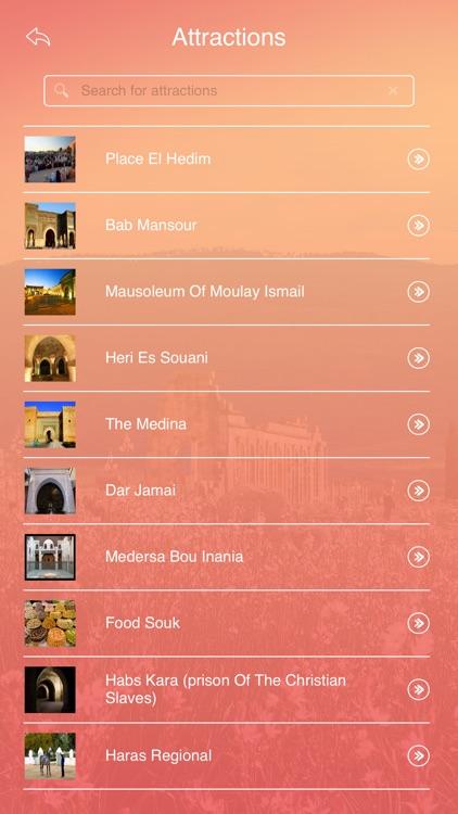 Meknes City Guide