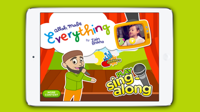 Zain's Sing-Along screenshot one