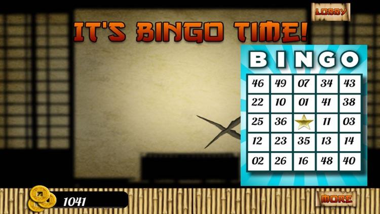 Angry Ninja Mega Casino - The Japanese Way - Win Samurai's Golden Armor and 777 Treasures screenshot-3