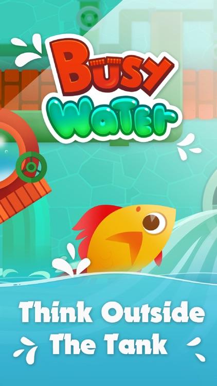 Busy Water screenshot-0