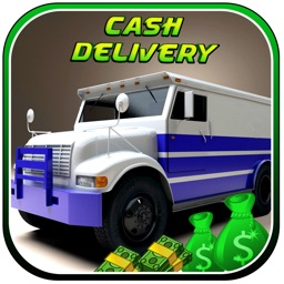 Cash Delivery Van Simulator 3D
