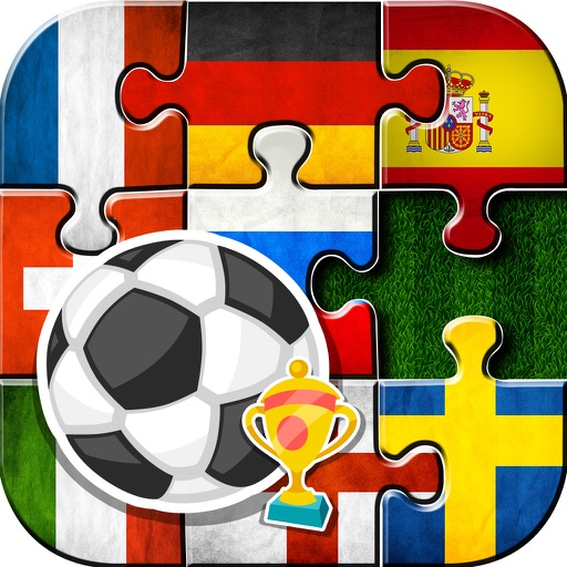 Euro Cup 2016 Puzzle Game – European Football Championship in France Picture Jigsaw Puzzles