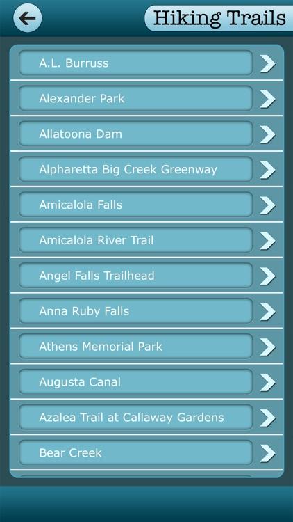 Georgia Recreation Trails Guide screenshot-3
