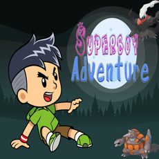 Activities of Superboy Protect World Adventure