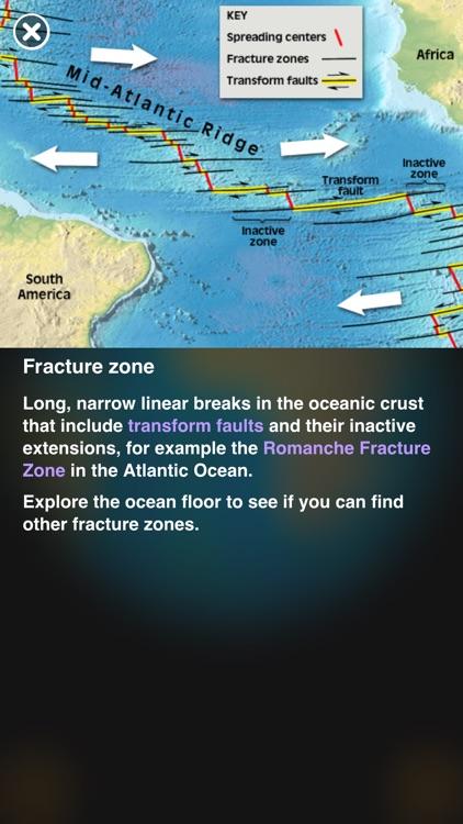 Plate Tectonics Visual Glossary and Atlas