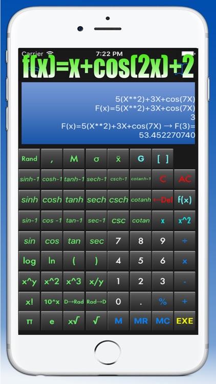 scientific calculator and converter