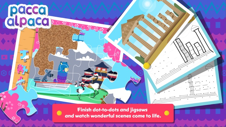 Pacca Alpaca - Travel Playtime: fun activities for kids