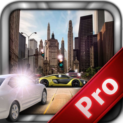 Extreme Drive Traffic Pro - City Driving Simulator icon