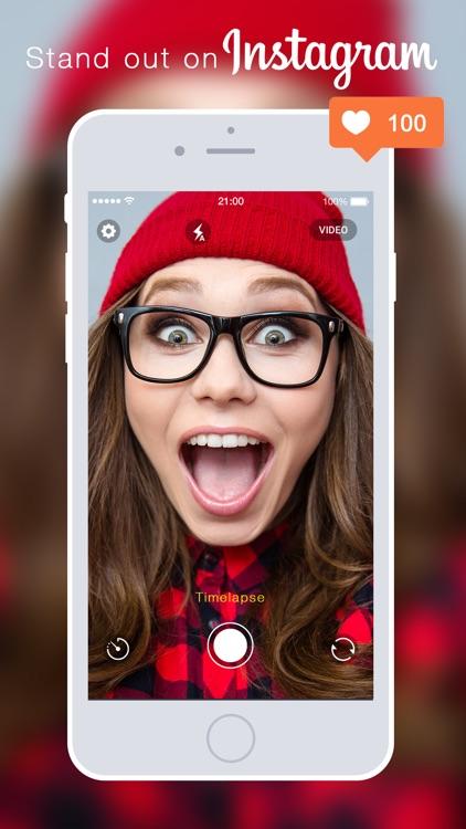 GIFYme - Crea vídeos en bucle y gifs con increíbles filtros para Whatsapp e Instagram
