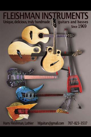 Guitar Connoisseur Magazine - náhled