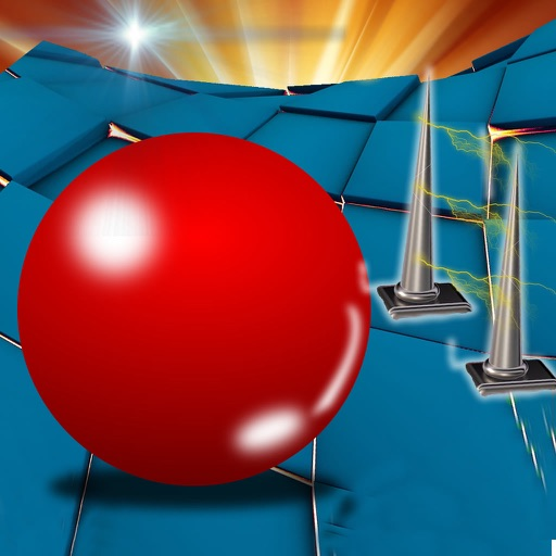 A Smart Ball - A Crazy Geometry Adventure