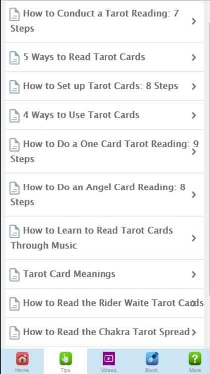 How to Read Tarot Cards - Basic Beginner Advice