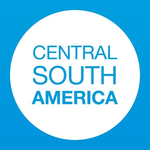 Pianificatore, guida di viaggio e mappa offline per Messico, Caraibi, America Centrale e Brasile
