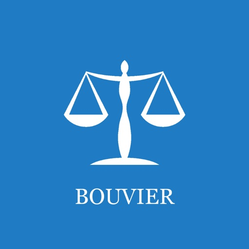 Law Dictionary - Bouvier