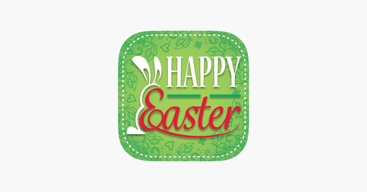 Ostern Grußpostkarten - Karten mit Bilder der Schokoladen Hasen im ...