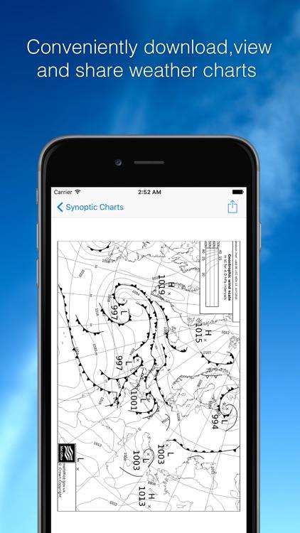 WX Charts Europe - Aviation weather charts