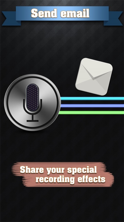 Voice Changer (Speak, Record, Change and Play) screenshot-4